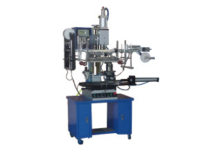 HT machine for taper(cohical)products; Technology parameters: Max printing size:10cm/×20cm  ...