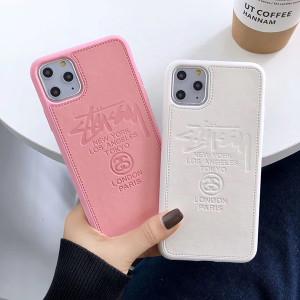 新型 Stussy iPhone 11/11pro maxケース ステューシー iphone 12保護カバー シンプル ブラント アイフ ...