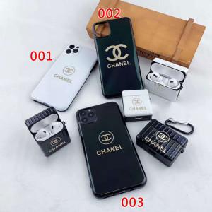 手帳型 Chanel iphone 12/11/11 pro/11 pro max/se2ケース ブランド風 AirPods pro1/2ケース 収納 超人 ...