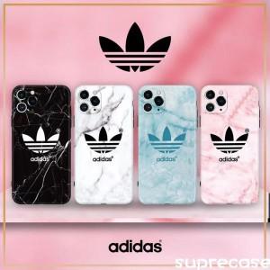 アディダス iPhone11proケース Adidas iPhone11/11pro maxカバー 男女兼用 ブラント アイフォンXs Max/ ...
