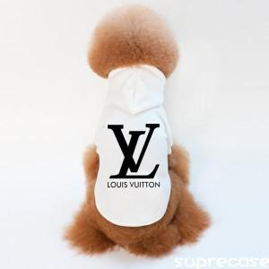 ルイヴィトン 犬服 犬のパーカー ヴィトン ペット服 ドッグウェア パロディ洋服 小型犬 中型犬 http:// ...