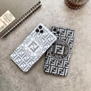 フェンディ iPhone 12/12 Pro ケース 男女兼用 ブラントFENDI iPhone12pro max携帯ケース