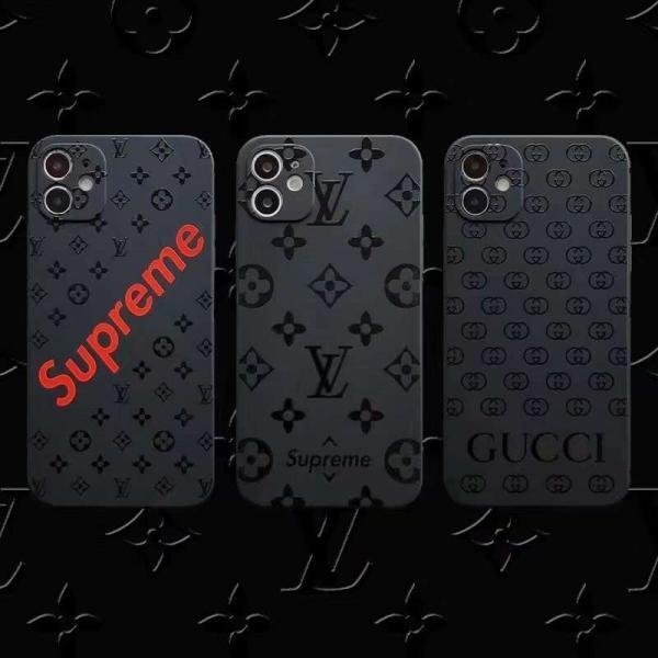 シュプリーム ルイヴィトン iPhone12/11proケース グッチ iPhone12pro/11/11pro maxケース 送料無料