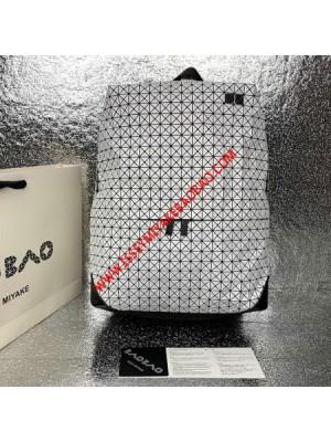 Issey Miyake Kuro Liner Backpack White