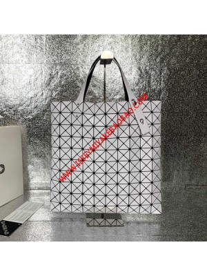 Issey Miyake Prism Basic Tote Bag White Outlet Bao Bao Issey Miyake Cheap Sale Store
