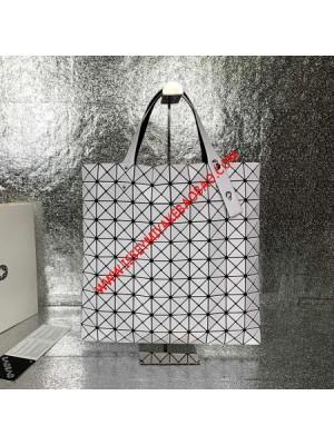 Issey Miyake Prism Basic Tote Bag White Outlet Bao Bao Issey Miyake Cheap Sale Store