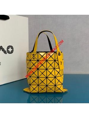 Issey Miyake Prism Mini Tote Bag Yellow