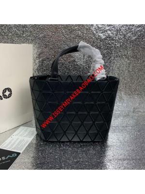 Issey Miyake Solid Crystal Matte Mini Crossbody Bag Black Outlet Bao Bao Issey Miyake Cheap Sale ...