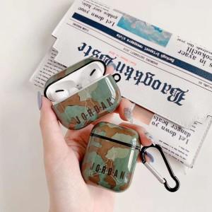 軍隊風 エアジョーダン airpods proケース 韓国 メンズ レデイーズ Jordan エアーポッズ プロケース 激 ...