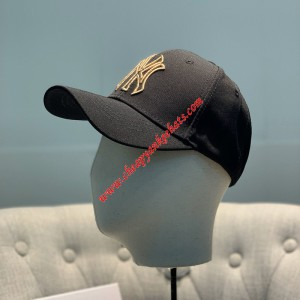 MLB NY Popcorn Adjustable Cap New York Yankees Hat Black Outlet New York Yankees Cheap Sale Store