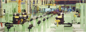 Automotive Axle Assembly Equipment consists of automotive axle assembly line, differential assem ...