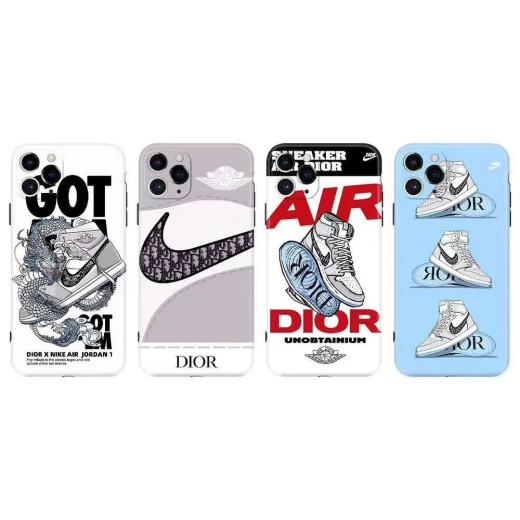 dior アイフォン12/12Proケース メンズ 靴柄 ナイキ ディオール iphone 12Pro Max/12maxカバー http:// ...