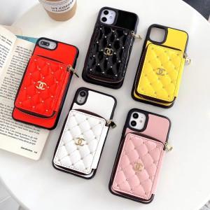 レディス向け シャネル iPhone 12Proケース カード収納 CHANEL iphone 12Pro Max/12カバー 背面手帳型  ...
