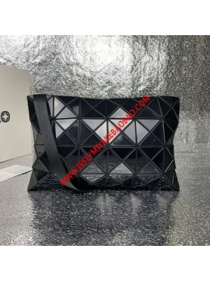 Issey Miyake Large Lucent Basic Crossbody Bag Black Outlet Bao Bao Issey Miyake Cheap Sale Store