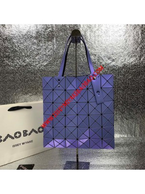 Issey Miyake Lucent Metallic Tote Blue Outlet Bao Bao Issey Miyake Cheap Sale Store