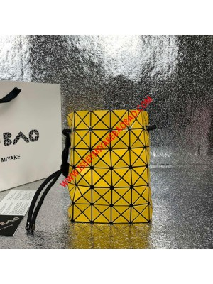 Issey Miyake Prism Wring Shoulder Bag Yellow Outlet Bao Bao Issey Miyake Cheap Sale Store