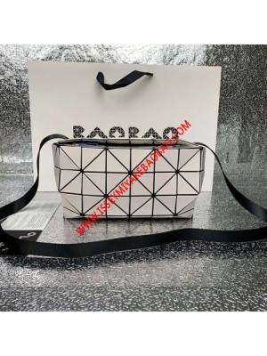 Issey Miyake Slash Carton Small Crossbody Bag Beige Outlet Bao Bao Issey Miyake Cheap Sale Store