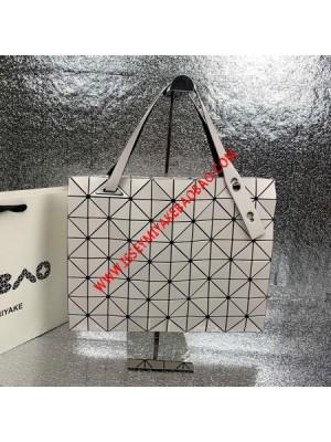 Issey Miyake Slash Carton T Shoulder Bag Beige Outlet Bao Bao Issey Miyake Cheap Sale Store