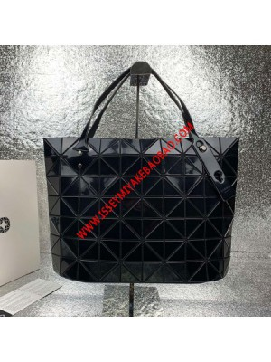 Issey Miyake Slash Rock Small Shoulder Bag Black Outlet Bao Bao Issey Miyake Cheap Sale Store