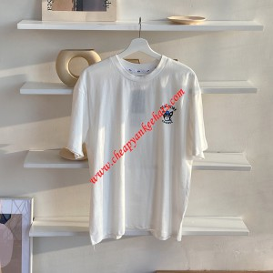 MLB NY Bark Cap Short Sleeve T-shirt New York Yankees White Outlet New York Yankees Cheap Sale Store