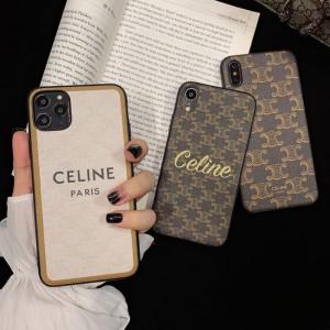 セリーヌ iPhone 12/12 pro maxケース 女性向け CELINE iPhone12mini/12Proカバー ブラント アイフォン ...