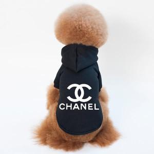 ブランド シャネル 犬服 かわいい シャネル パーカー 犬用 オシャレ CHANEL 犬の服 激安 http://cocomo ...