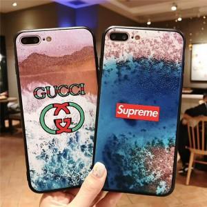 潮流シュプリームiphone12/11 pro maxケース人気個性supreme iphone 11プロケースアイフォンxr/xs  max ...