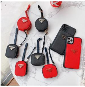 プラダより、iphone 12 mini/12proケース iphone 12pro maxケースです。傷のつきにくい型押しレザー素 ...