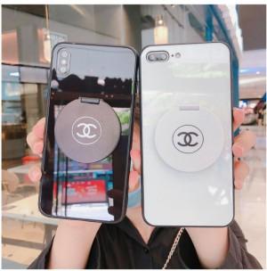 今年大流行のiphone 12/12 pro max/12 mini/12 pro/Xs/XsMAX iphoneXr ケース ミラー付きで CHANEL シ ...