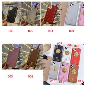 男女兼用高級なブランドversace iphone11/11 pro max/12 pro maxケースは品質がよい、保護性がよいジャ ...