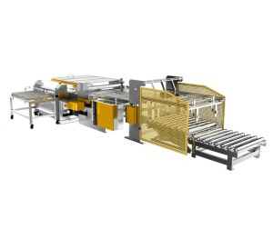 This machine adopts the rlling cutting principle, the use of upper and lower two groups of circu ...