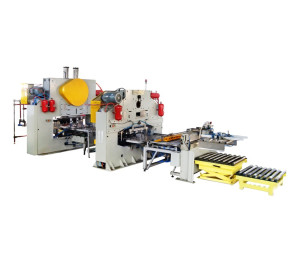 This press realizes the sheet pressing, the whole procedure isautomatic. It has high efficiency  ...