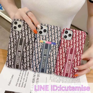 超人気ディオール Dior アイフォン12pro/12pro maxケース ブランドアイフォン12カバー かわいい iPhone ...