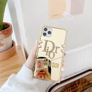 オシャレ ディオール レディス向け IPhone 12Pro/12miniケース ディオール アイフォン12/12Pro Max保護 ...