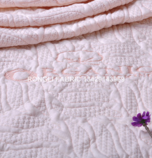 OR30 Biodegradable Organic Cotton Functional Mattress Fabric