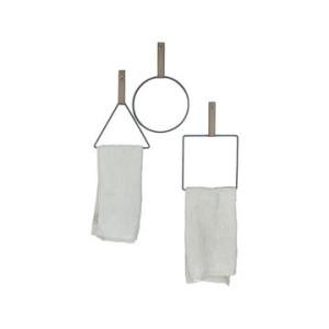Item No:G1910070 Desc.:Triangle Towel Ring/hanger Size:21*18CM PU:2.5*13cm Item No:G1910071  ...