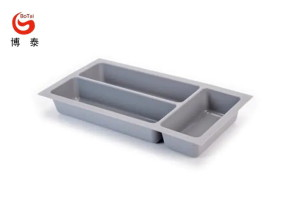 Foodgrade,DIY,suitable for all cabinet company Material: PPC width:314mm Length:422mm Height: 58 ...