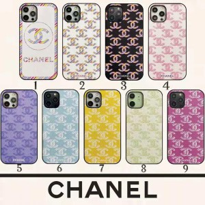 ブランド シャネル アイフォン 12Pro Max/12カバー レディス CHANEL アイフォン 12Pro/12mini携帯ケー ...