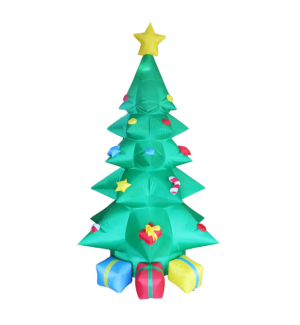 Giant Christmas inflatable Tree  https://www.fulechristmas.com/