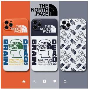 THE NORTH FACE Iphone12/12mini/12pro MaxケースAirPods Proケース ブランド マイケルコース  ブラ ...