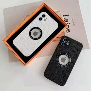 ルイヴィトンiphone13promaxフルーカバー シャネルアイフォン13ケースレザーブランド ブランドスマ ...