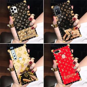 ディオール iphone13promaxケース かわいい 花柄 ブランド トランク型GalaxyA52/A72ケースカバー ブ ...
