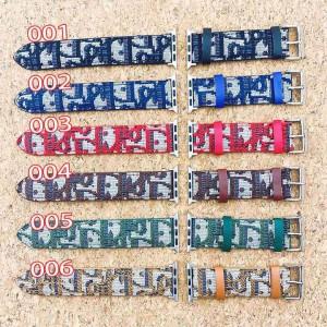 織布 ロゴ付き スライド式 新作 38/40/42/44mm 男女兼用 オシャレ アップルウォッチバンドDior dior 高 ...