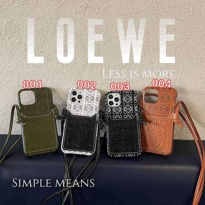 ロエベiphone13 pro 綺麗 カバー Loewe iPhone 12/12promax iPhone 11/11 pro/11 pro max型押しLoeweカ ...