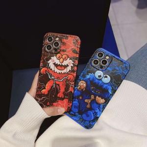 アイフォン 13 Pro スマホケース Kaws kaws ケース iPhone 12 プロマックス アニメ風 iPhone 12 mini/1 ...