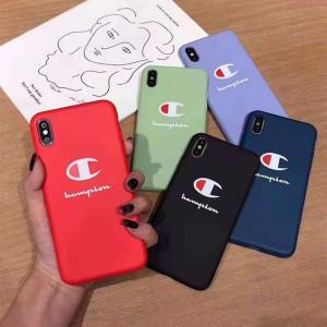 iPhone 13Pro/13 champion 綺麗 保護ケース iPhone 12 mini/12 pro maxカバー夜光効果チャンピオン 全 ...