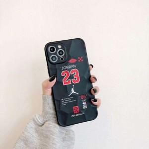 菱形紋様アイフォーン13proスマホケースOffWhite ハイブランド オフホワイト iphone12pro max スマホケ ...